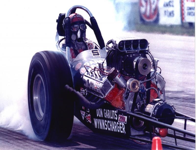 Top Fuel Engine 1