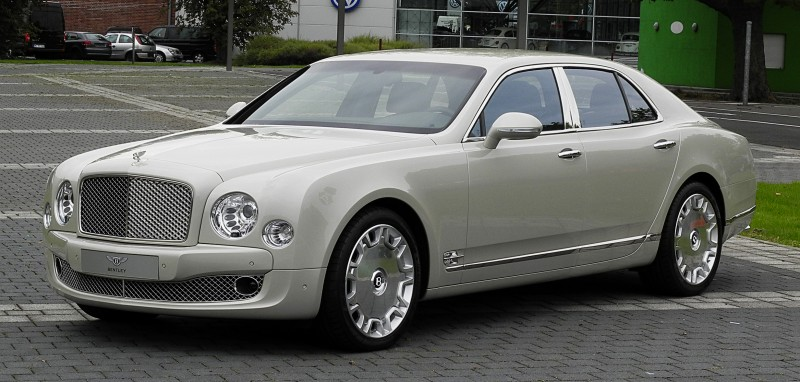 Most Expensive New Cars - Bentley Mulsanne