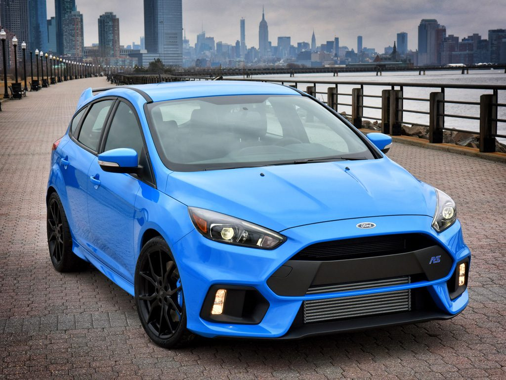Best Tuner Cars - Ford Focus RS
