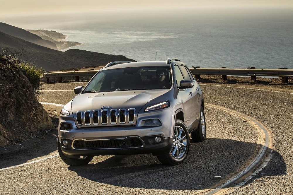 2016 Jeep® Cherokee Limited