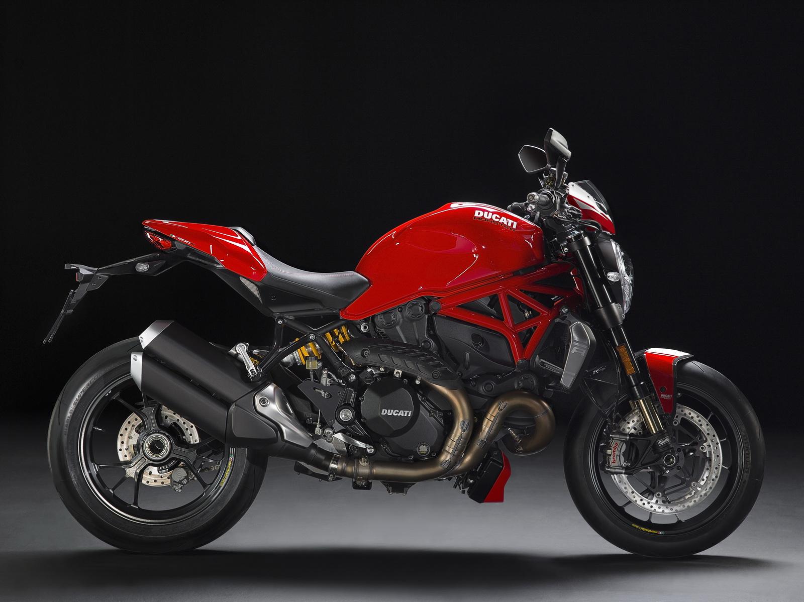 Ducati Monster 1200 R 1