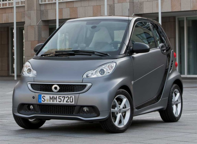 Cars that Depreciate the Most - Smart Fortwo