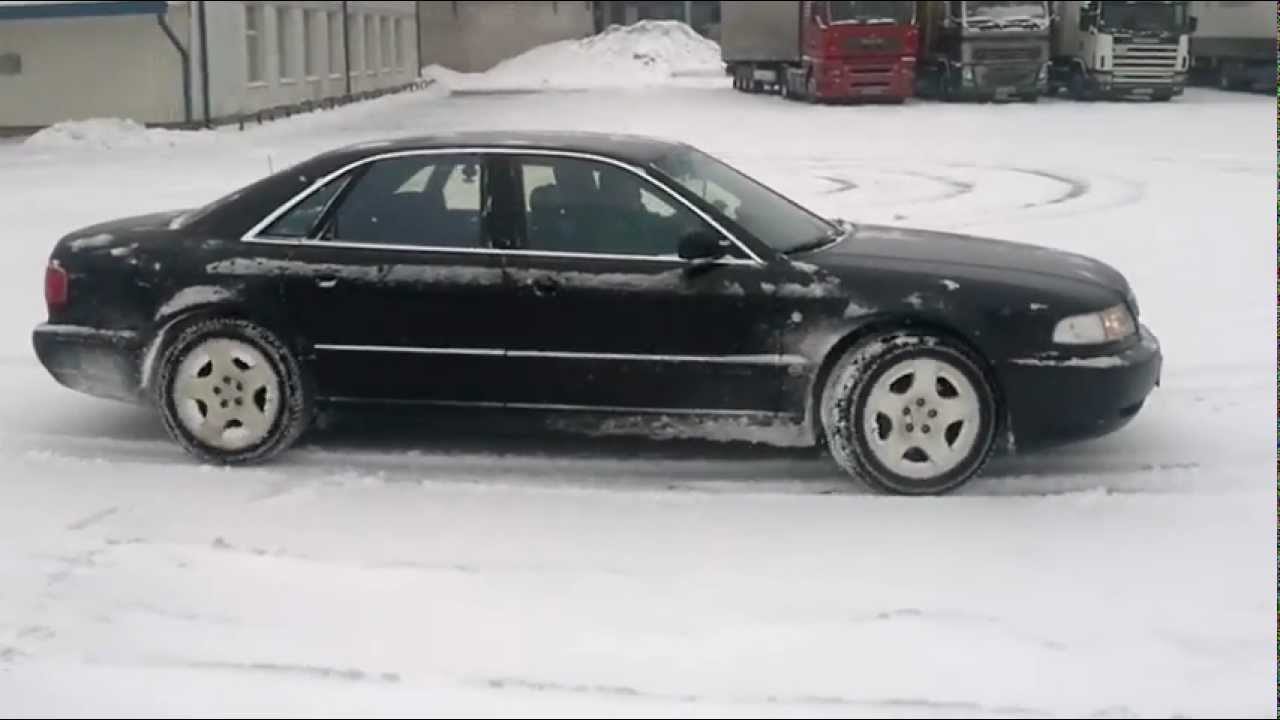 Best Used Cars For Snow - Audi