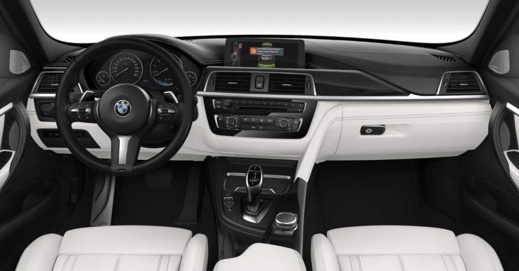 bmw 3 series 40 year limited edition interior