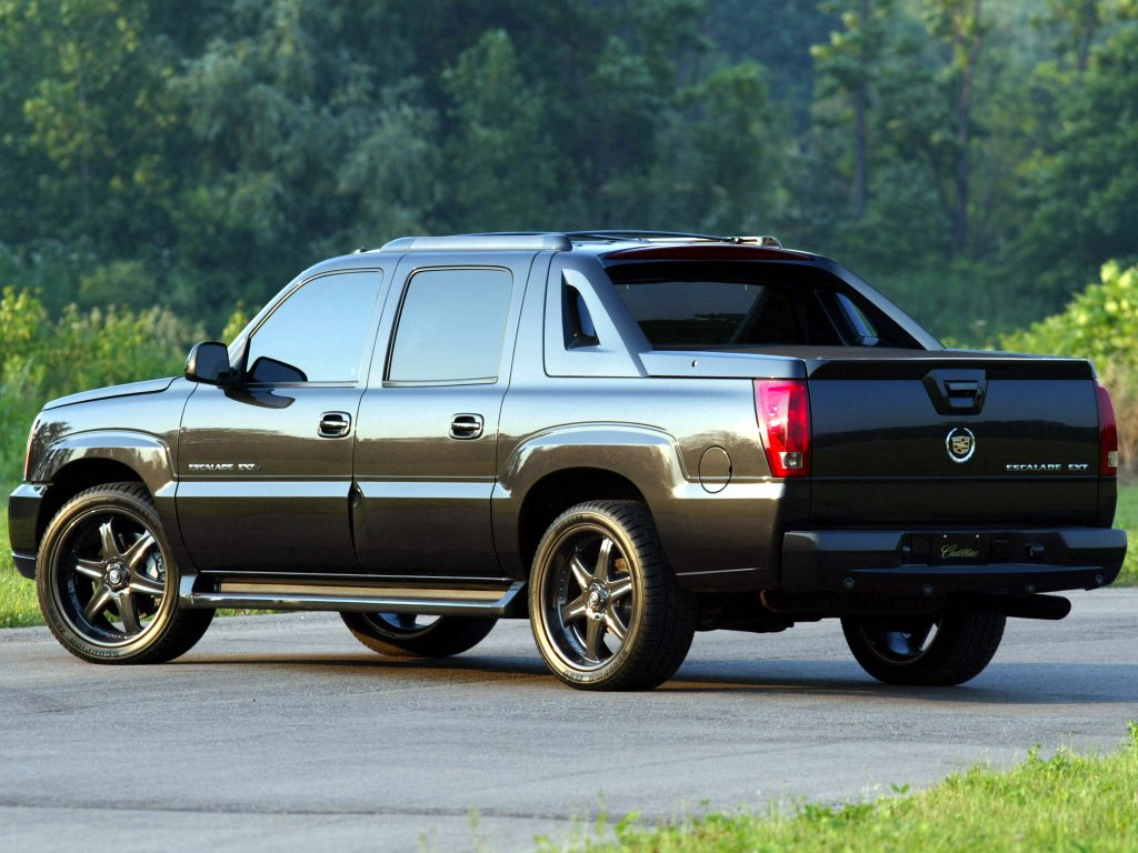 Used Truck Buying Guide - Cadillac Escalade