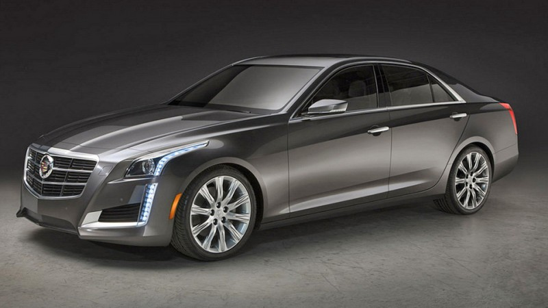 Cars that Depreciate the Most - Cadillac CTS