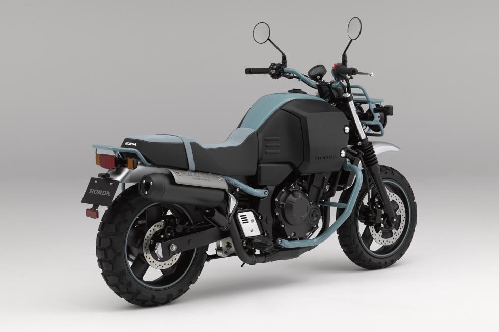 Honda Bulldog 3