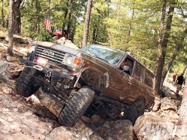 Cheap Off Road Cars - Land Cruiser Off-road