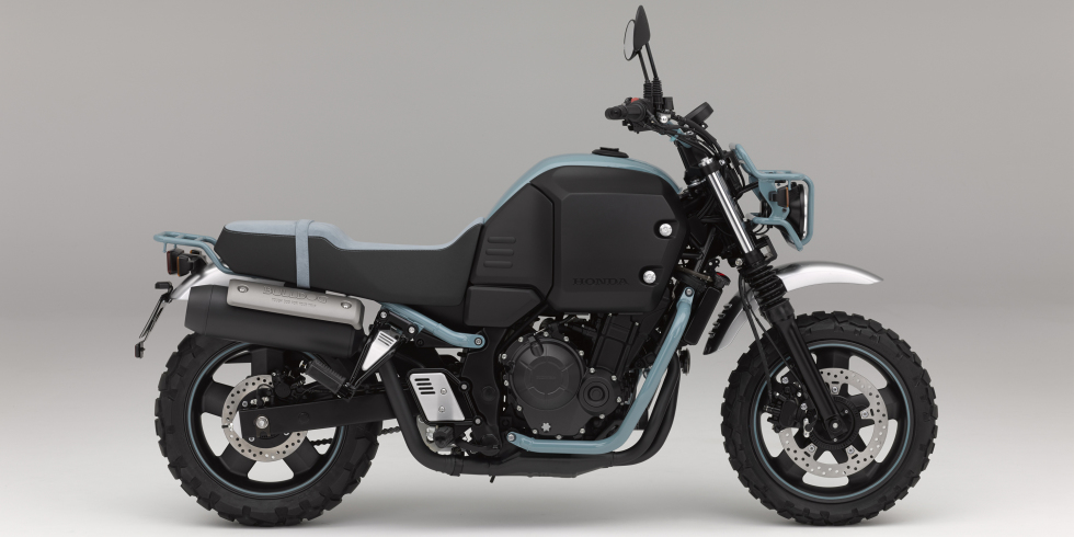 Honda Bulldog 1