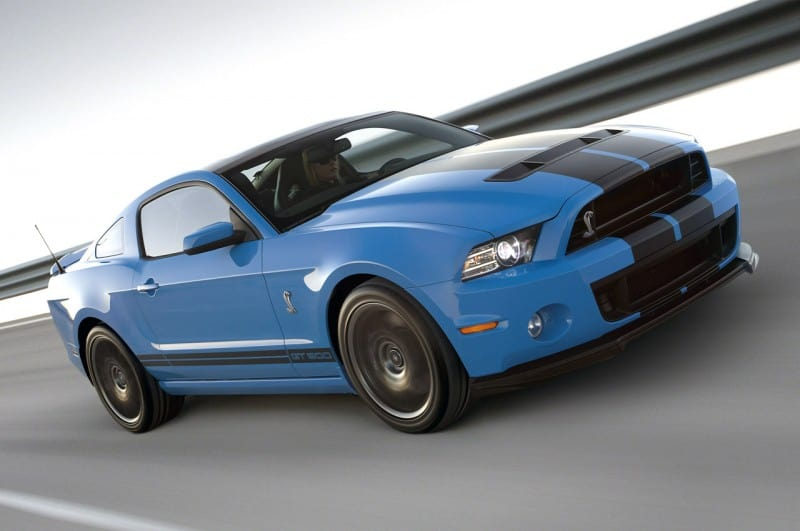 Fastest Mustang In The World List 01