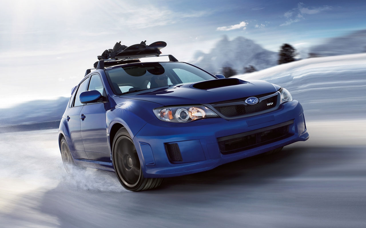 Best Used Cars For Snow - Subaru