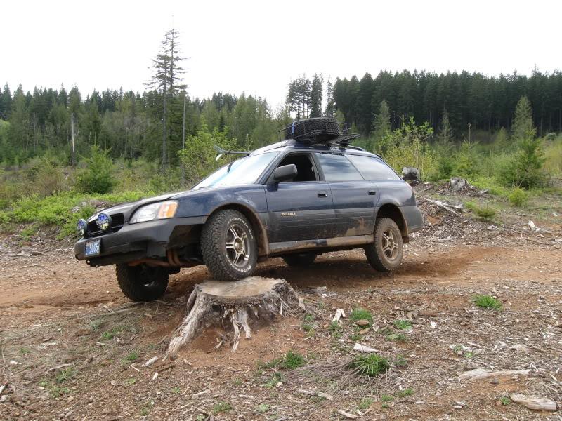 Cheap Off Road Cars - Off Road Subaru Outback