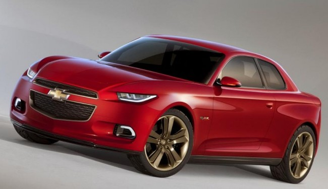 Chevy Concept Cars - CODE