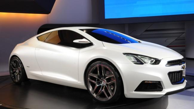 Chevy Concept Cars - TRU