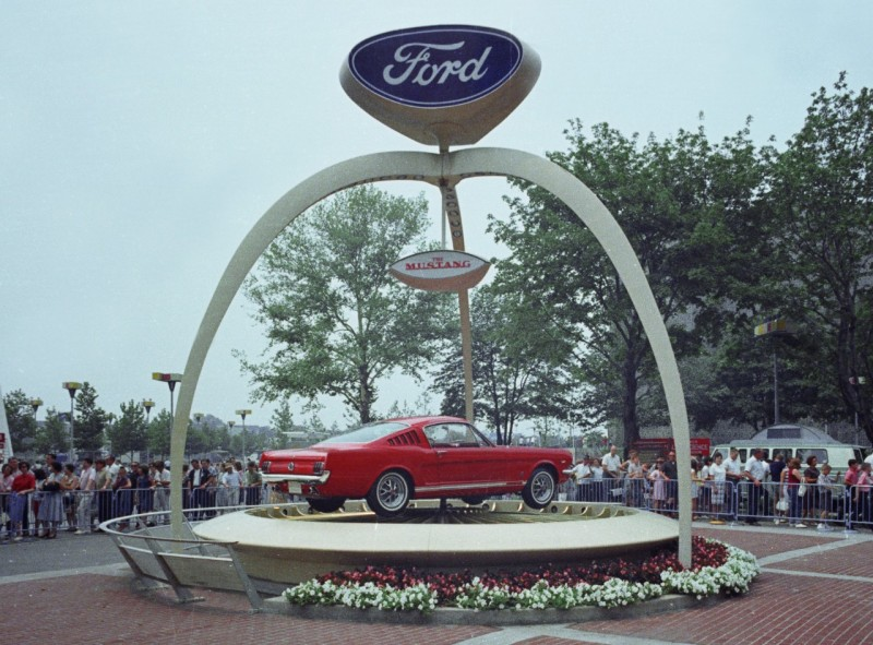 Original Ford Mustang Facts