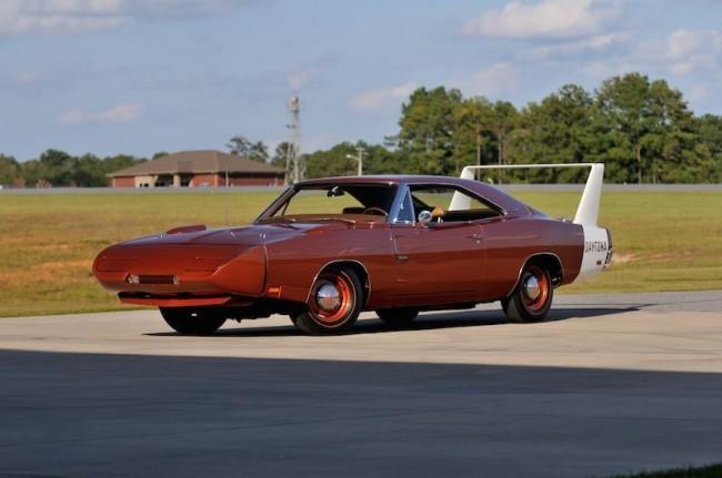 Most Expensive Muscle Car - 1969 Dodge Hemi Daytona