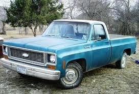 Ugly Trucks - 1973 Chevy C10 pickup