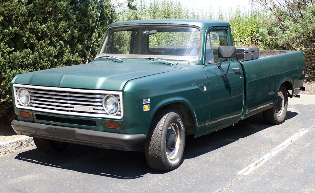 Ugly Trucks - 1973 International Pickup