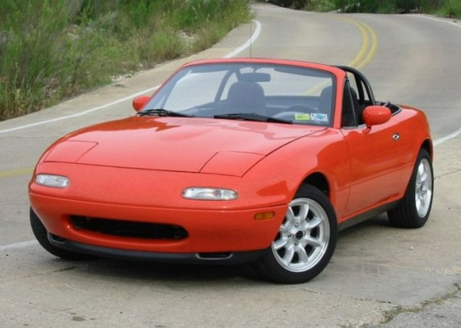 Cheap Fun Cars - Mazda Miata