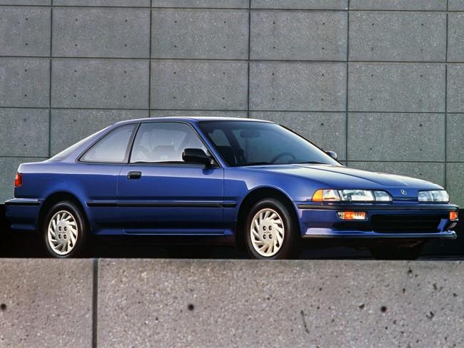 1992 Acura Integra Coupe