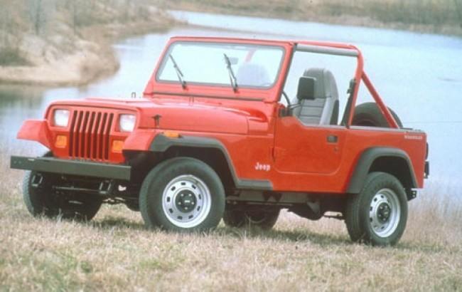 Cheap Fun Cars - Jeep Wrangler