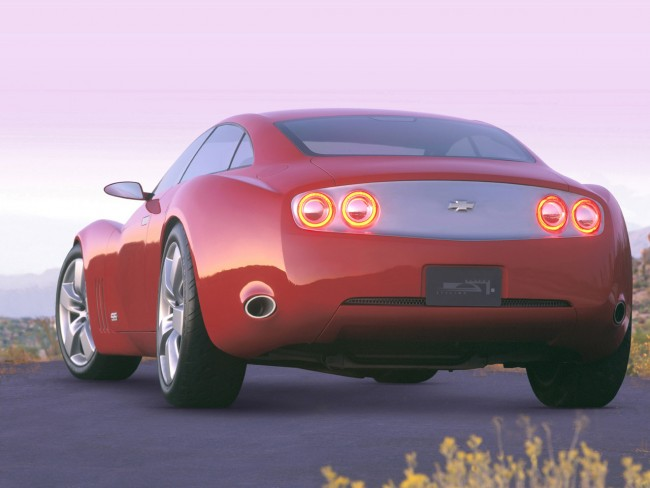 Chevy Concept Cars - Chevrolet SS