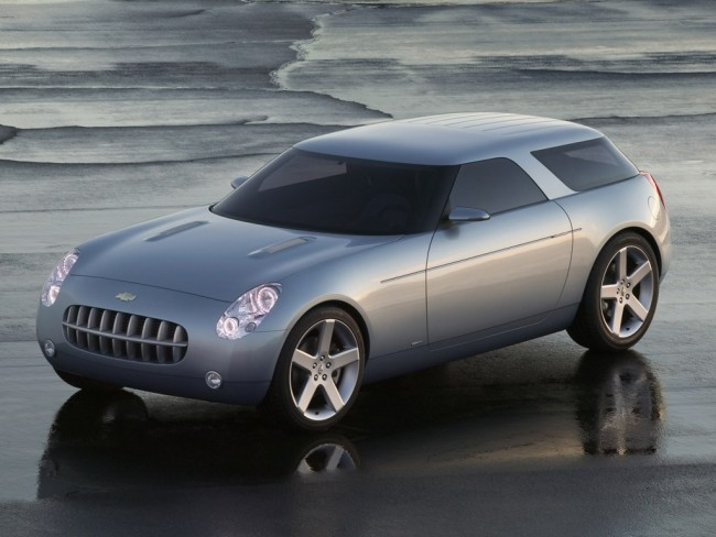 Chevy Concept Cars -Chevrolet Nomad Concept