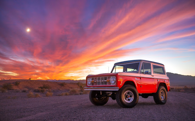 First Gen Bronco 1