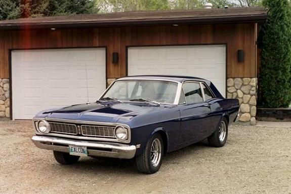 68 Ford Falcon