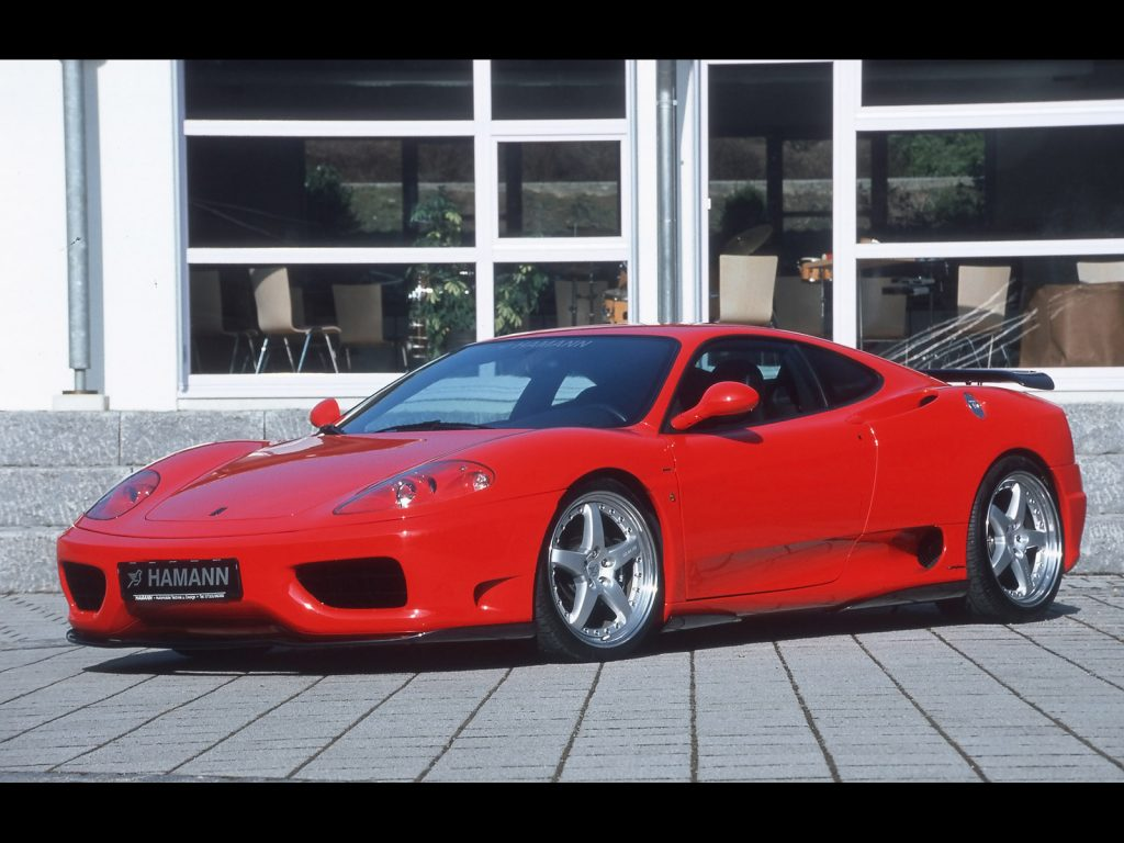 Fastest Cars Of The 90s From Europe - Ferrari 360 Modena