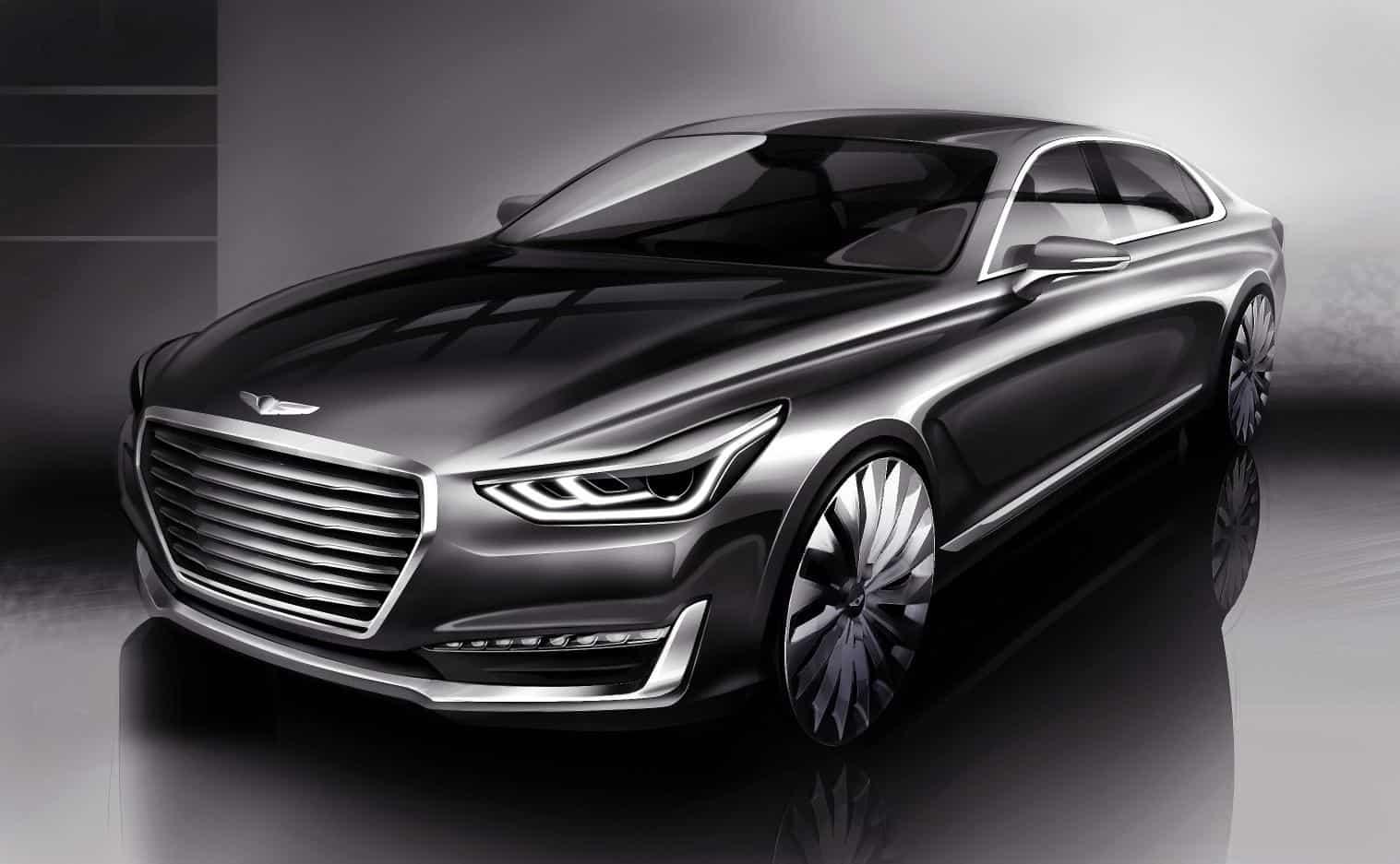 Top 10 Car Companies That We Expect Will Fail - Genesis