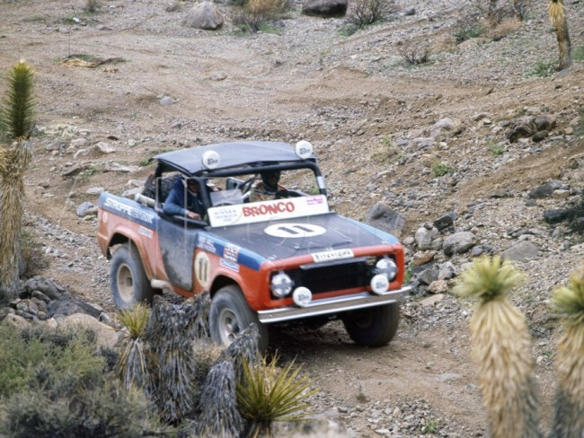 First Gen Bronco Facts 8