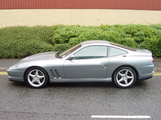 Fastest Cars Of The 90s From Europe - 550 Maranello