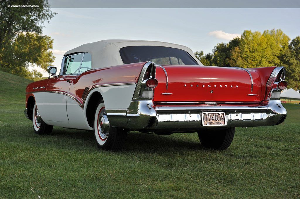 57 buick fins