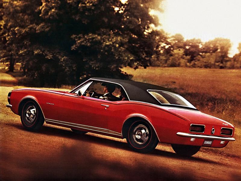 Original Camaro 1
