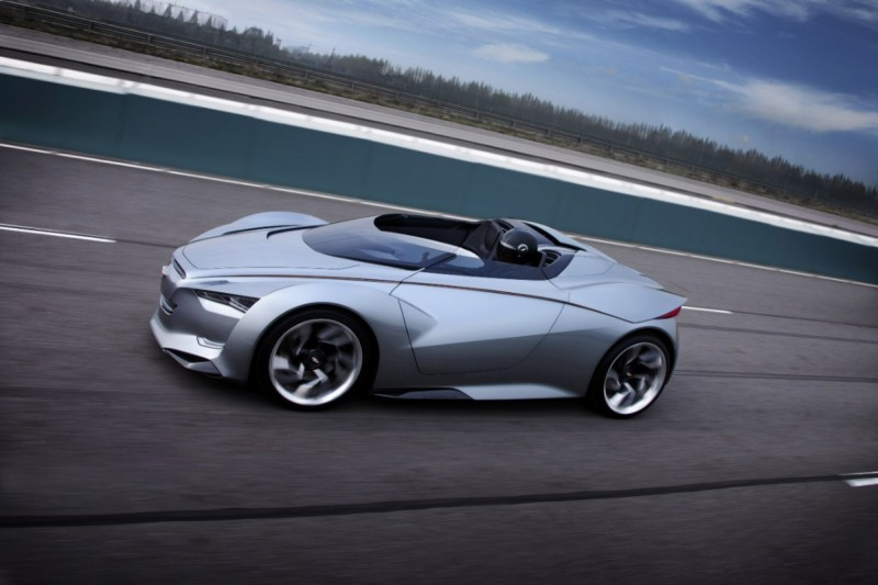 Chevy Concept Cars - Chevrolet Miray