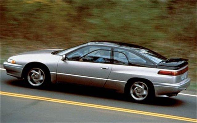 90s Cars - Weird Looking Cars - Subaru SVX