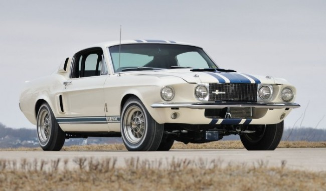 Most Expensive Mustang 7