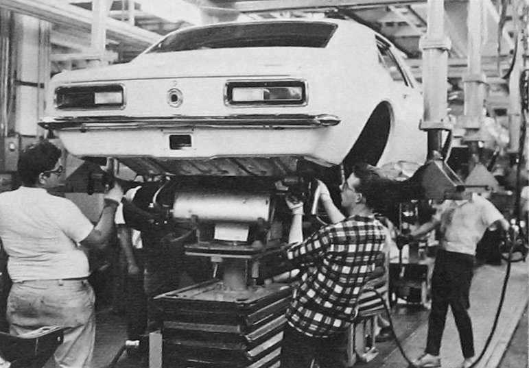 Original Camaro 4
