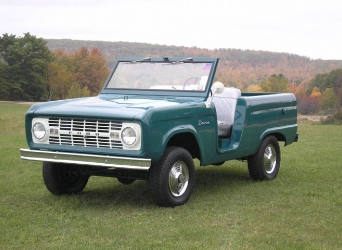 First Gen Bronco Facts 3