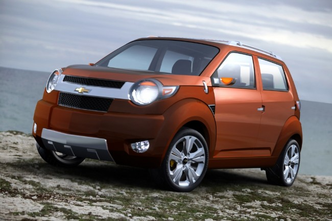 Chevy Concept Cars - Trax