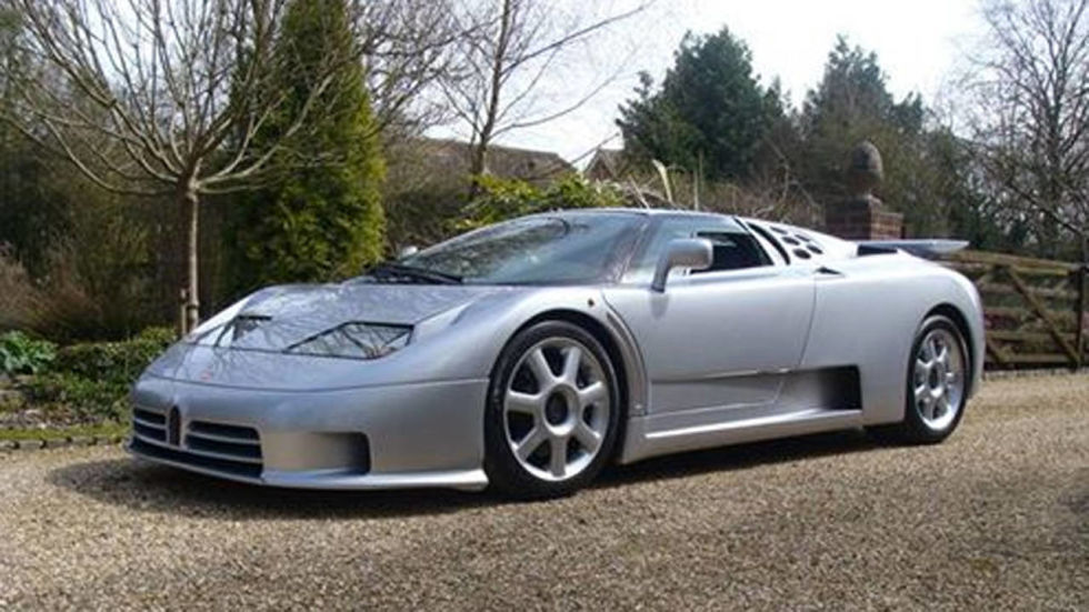 Fastest Cars Of The 90s From Europe