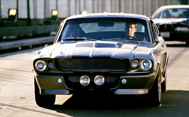 Most Expensive Muscle Car - 1967 Shelby-Mustang