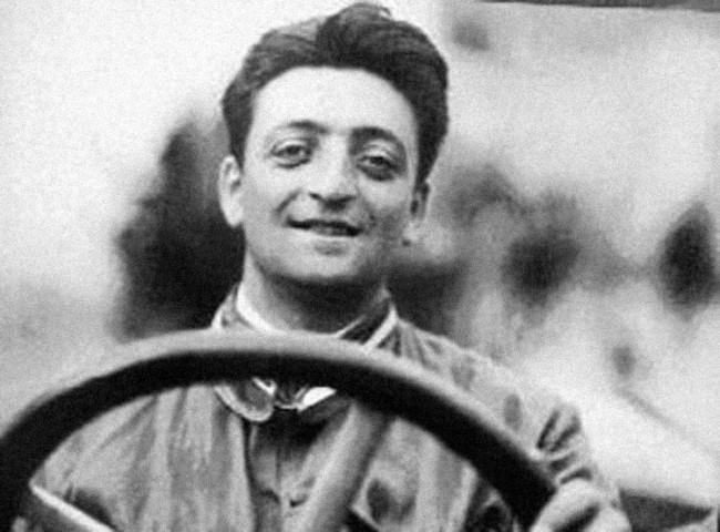 Ferrari Facts - Enzo Ferrari Farrier