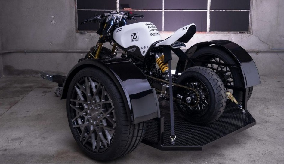 Honda Grom Street Fighter by MAD Industries 3