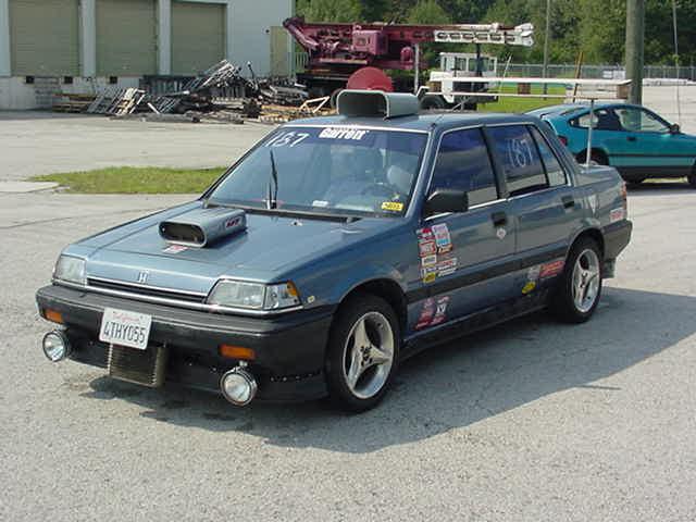 Cheap Fun Cars - Honda 1