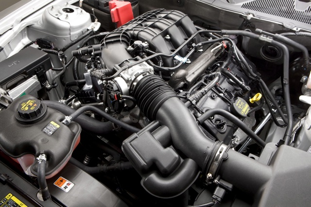 Mustang 6 Cylinder Engines 6