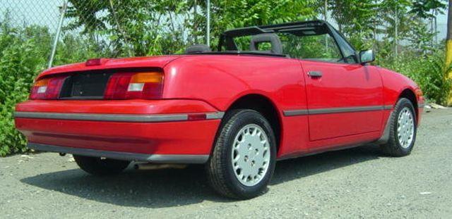 90s Cars - Weird Looking Cars - Mercury Capri