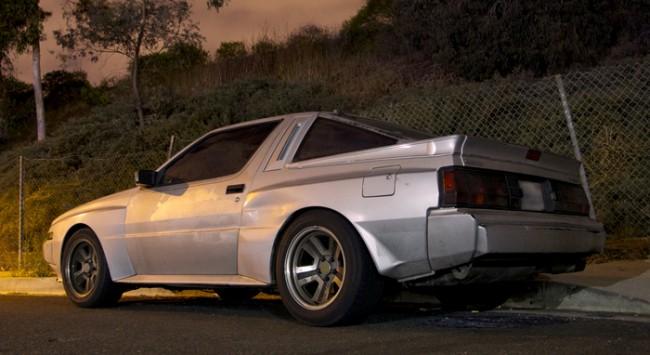 Cheap Fun Cars - Mitsubishi-Starion