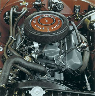 383 road runner engine